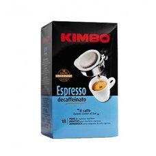 18 CIALDE KIMBO - ESPRESSO DECAFFEINATO
