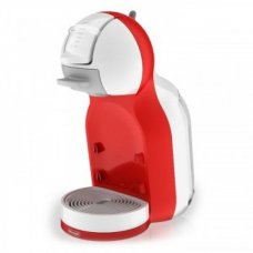 MACCHINA CAFFE NESCAFE DOLCE GUSTO - MINIME WHITE&RED BY DELONGHI