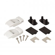 AGGANCI A PARETE KIT WALL BRACKETS - 2 PZ