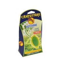 CANFORA TIGRE antitarme x 3 the verde