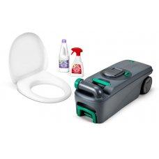 CASSETTA WC - Fresh Up Set C400 - con maniglia e ruote NEW!
