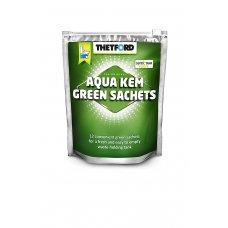 SACCHETTI WC - Aqua Kem Green 12 Sachet  (conf.morbida) THETFORD