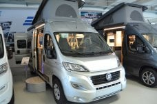 HYMER CAR YOSEMITE GREY