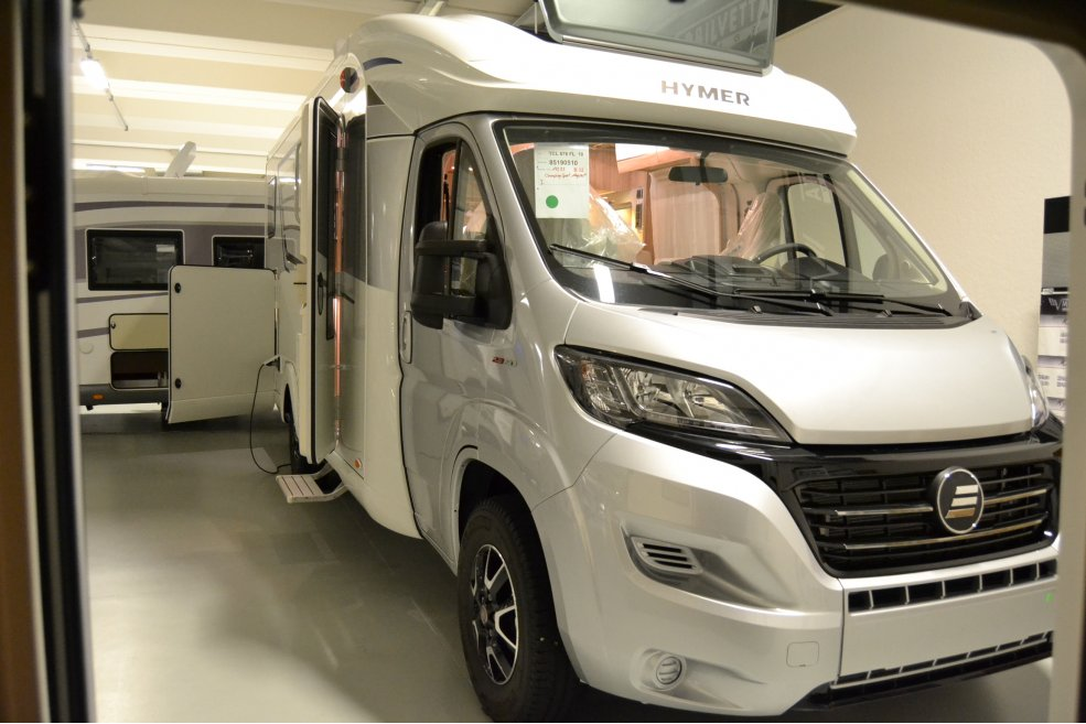 HYMER TRAMP CL 678 AMBITION