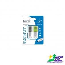 MULTIPACK USB - 8GB JUMPDRIVE S50 2-PACK (BLACK, GREEN)