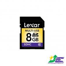 SCHEDA MEMORIA - 8GB SDHC CARD CLASS 10