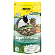 GIMBI SUPER PREMIUM ADULT FORMULA 1KG