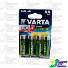 VARTA - AA (stilo) x 4 (2.100 mah) RR ACCU 'R2U'