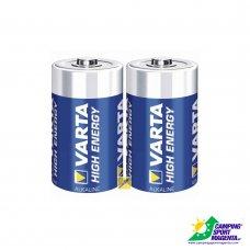 VARTA - D (torcia) - High Energy x2