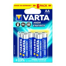VARTA - HIGH ENERGY 6AA