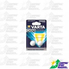 VARTA - PROFESSIONAL ELETTRONICA - CR 2025 (Litio) DOPPIO BLISTER