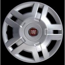 COPRI CERCHIO FIAT 15' - Ducato X250 logo rosso