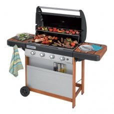 BARBECUE A GAS CAMPINGAZ - 4 SERIES WOODY L
