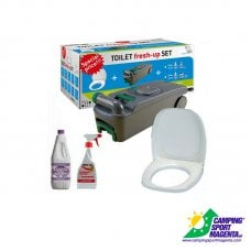 KIT TOILET FRESH UP SET C400