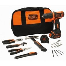 TRAPANO AVVITATORE 10,8V LITIO BLACK+DECKER
