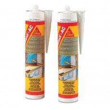 Sikasil AC-I transparente ACETICO - cartuccia cont. 280 ml