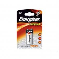Energizer Ultra+ - Alcalina - TRANSISTOR 9V