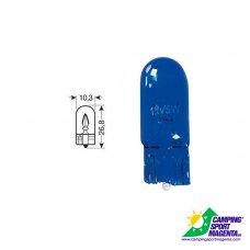 CP.LAMPADE T10 5W 'BLU-XE'