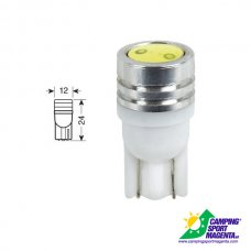 CP. LAMADINE  HYPER-MICRO-LED T10 1SMD (2CHIPS)
