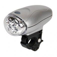 FANALE BICICLETTA ANTERIORE 4 LED