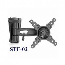 SUPPORTO TV 2 SNODI - STF-02