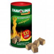 DIAVOLINA NATURALE BOX 100 acc.