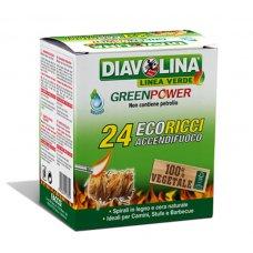 DIAVOLINA ECO-RICCI 24 acc.