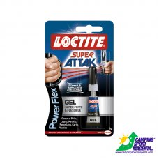 LOCTITE Super Attak Power Flex 3g