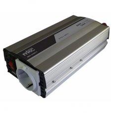 INVERTER 12DC 230VCA 600W SOFTSTART ONDA MOFIFICATA MKC POWER MKC-600B12