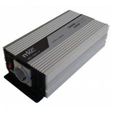 INVERTER 12DC 230VCA 1000W SOFTSTART ONDA MOFIFICATA MKC POWER MKC-1000C-12