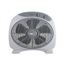 VENTILATORE MF 1711BF BOX FAN TIMER 3 VELOCITA