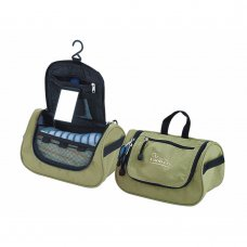 BEAUTY CASE DA VIAGGIO IN POLIESTERE - 24x14x16 cm