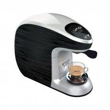 MACCHINA CAFFE UNO SYSTEM GIUGIARO MONOCIALDA (con 32 capsule)