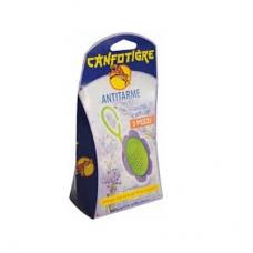CANFORA TIGRE antitarme x 3 lavanda