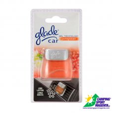 GLADE CAR GEL POMEGRANADE