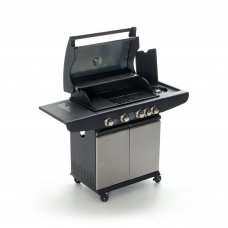 BARBECUE A GAS 4F Deluxe - 133X59X112 CM