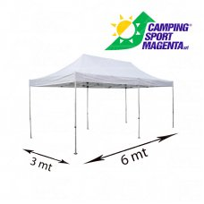 GAZEBO PIRAMIDE 3X6 MT