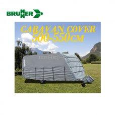 COPERTURA CARAVAN - CARAVAN COVER 6M 500-550 CM