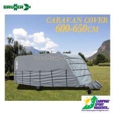 COPERTURA CARAVAN - CARAVAN COVER 6M 600-650 CM