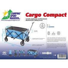 CARRELLO CARGO COMPACT CSM EDITION