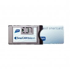 SMART CAM HD 12V - TESSERA TIVUSAT INCLUSA