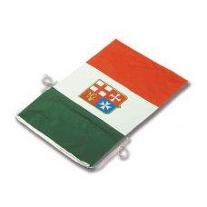 BANDIERA ITALIA IN STOFFA 20X30