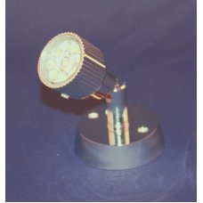 FARETTO JOLLY LED SMD 0.6W CON LENTE INGRANDIMENTO