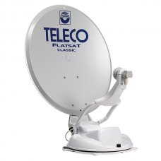 NEW ANTENNA SATELLITARE TELECO FLAT SAT EASY S65NT 10SAT