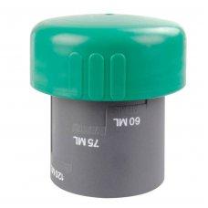 M.25810-16 TAPPO CON DOSATORE VERDE X CASSETTE C400