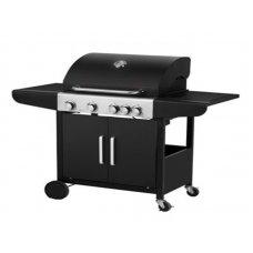 BARBECUE BBQ DA ESTERNO QLIMA OKG 104 A GAS (QUATTRO DUE FUOCHI) 14500 W