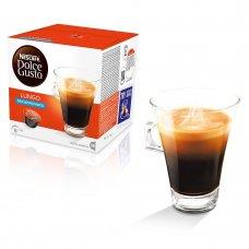 NESCAFE - 16 CAPSULE DOLCE GUSTO LUNGO DE CAFFEINATO