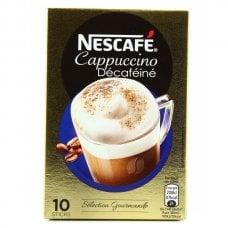 NESCAFE MIXES - Cappuccino decaffeinato