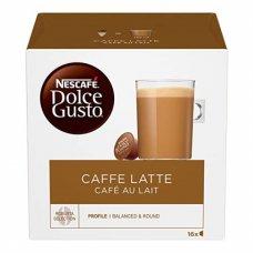NESCAFE - 16 CAPSULE DOLCE GUSTO CAFFE LATTE
