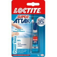LOCTITE Super Attak Power EASY 3g